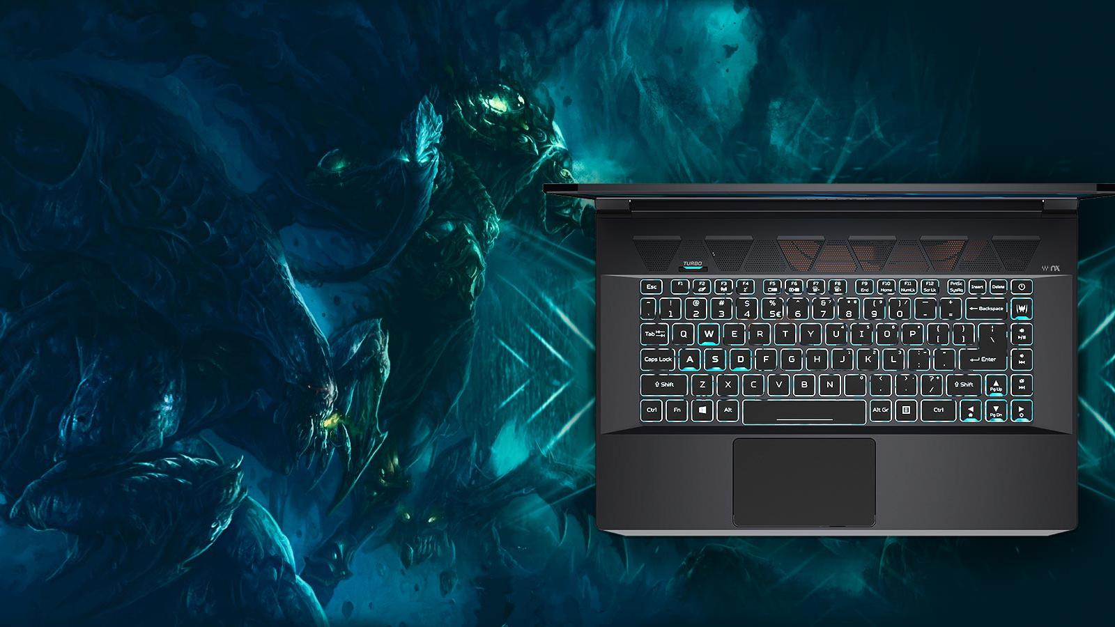 Đánh giá tổng quanLaptop Gaming Acer Predator Triton 500 PT515-51-7391 7