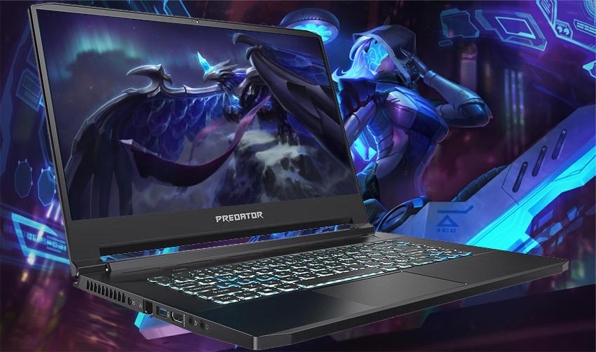 Đánh giá tổng quanLaptop Gaming Acer Predator Triton 500 PT515-51-79ZP10