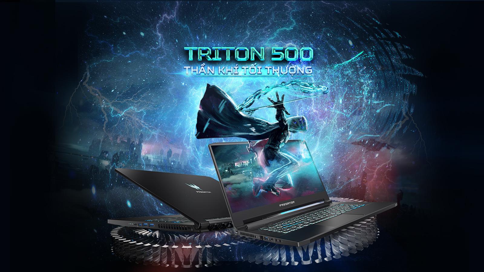 Đánh giá tổng quan Laptop Gaming Acer Predator Triton 500 PT515-51-79ZP 2
