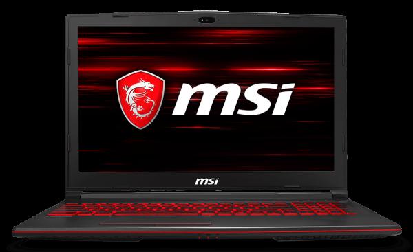 Đánh giá Laptop GamingMSI GL63 8RC-813VN 9