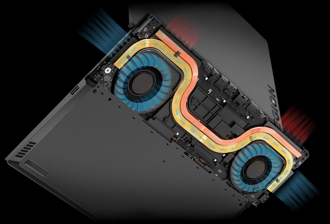 Đánh giá tổng quan Laptop Gaming Lenovo Legion Y730-81HD003KVN 11