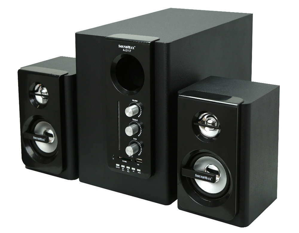 Loa Soundmax A2117 (2.1)