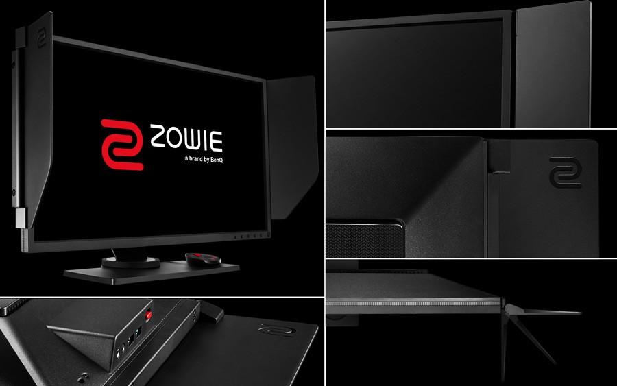 """Màn hình BenQ Zowie 24.5"""" XL2546 (FHD/TN/240Hz)"""