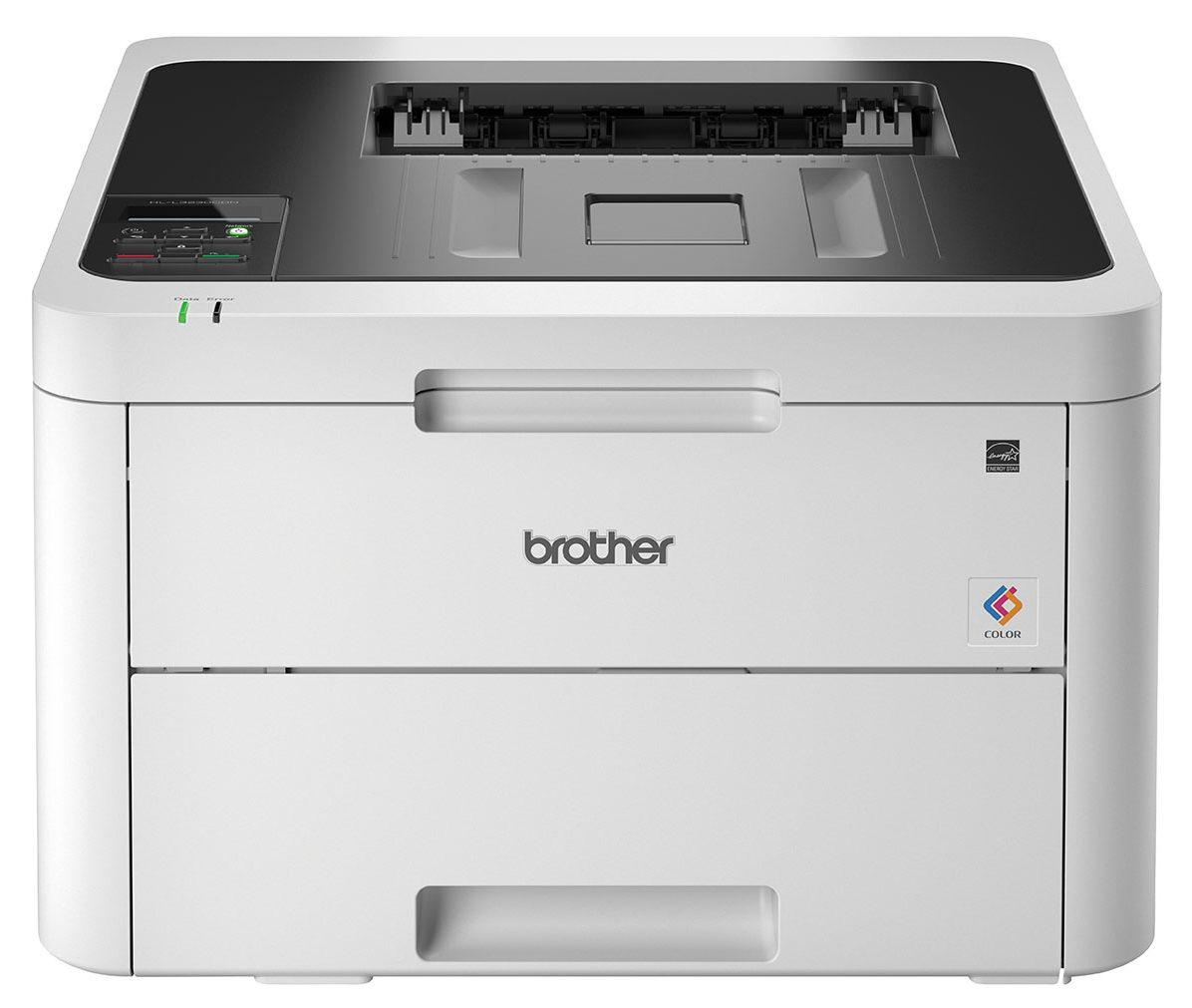 Máy in Laser màu Brother HL-L3230CDN thiết kê đơn giản vô cùng sang trọng
