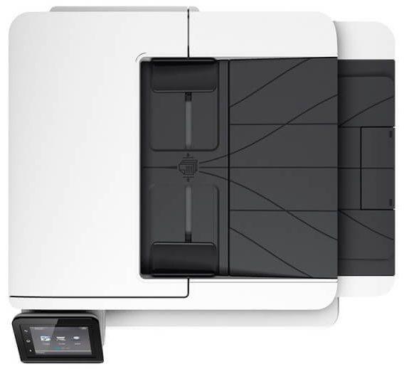 M426FDW (F6W15A) với màn hình giúp người dùng thao tác dễ dàng