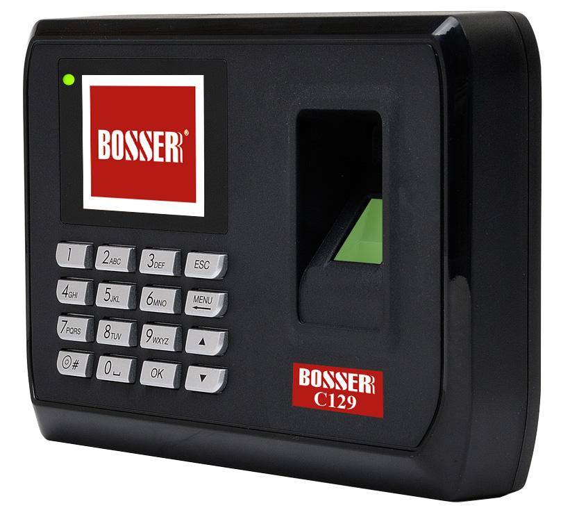 máy chấm công Bosser C129 được trang bị nhiều công nghệ tiên tiến