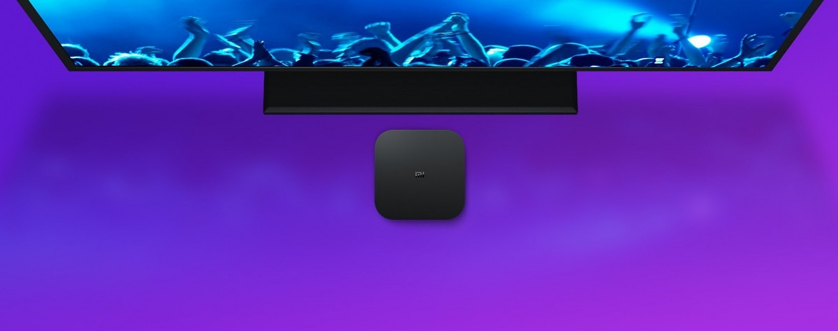 Tivi Box Xiaomi Mi Box S 4K-1
