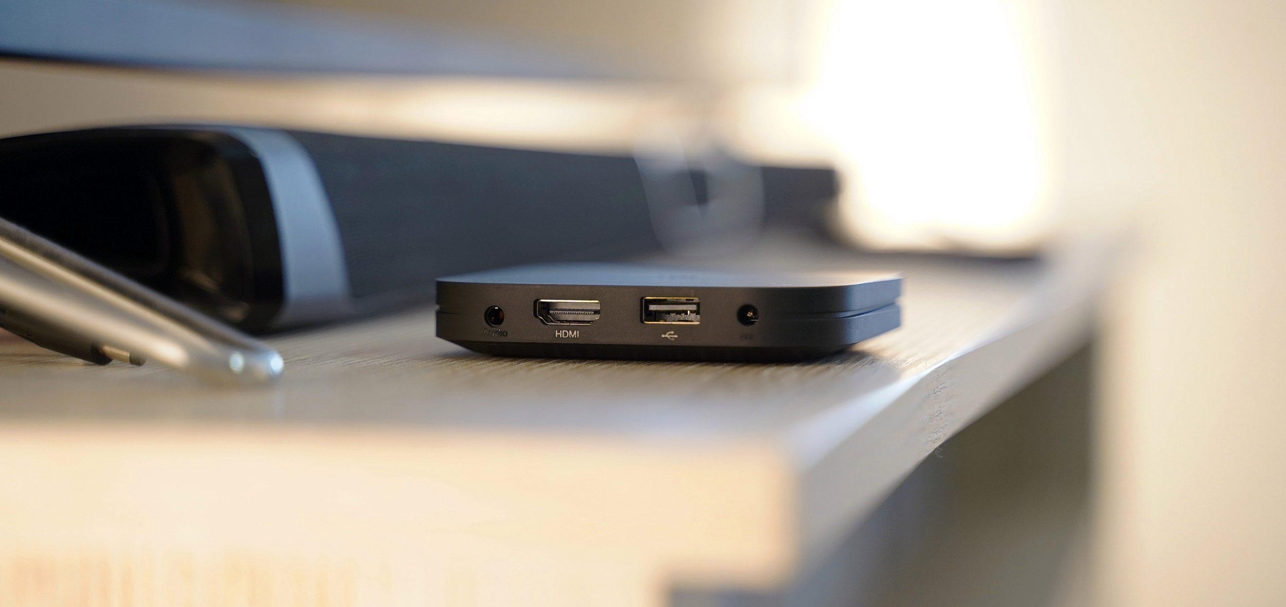 Tivi Box Xiaomi Mi Box S 4K-8