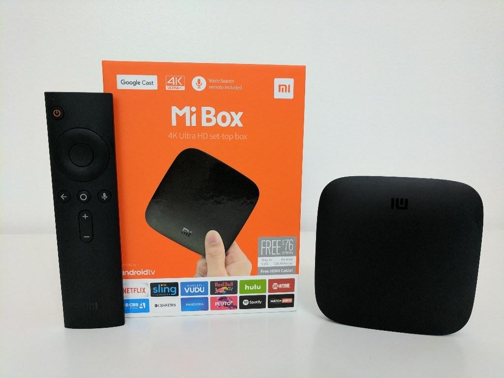 Tivi Box Xiaomi Mi Box S 4K-3