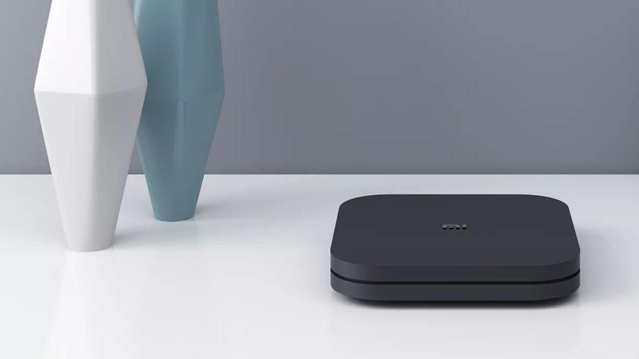 Tivi Box Xiaomi Mi Box S 4K-6