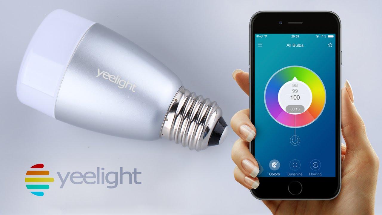 Bóng đèn thông minh Xiaomi Yeelight LED Light Bulb