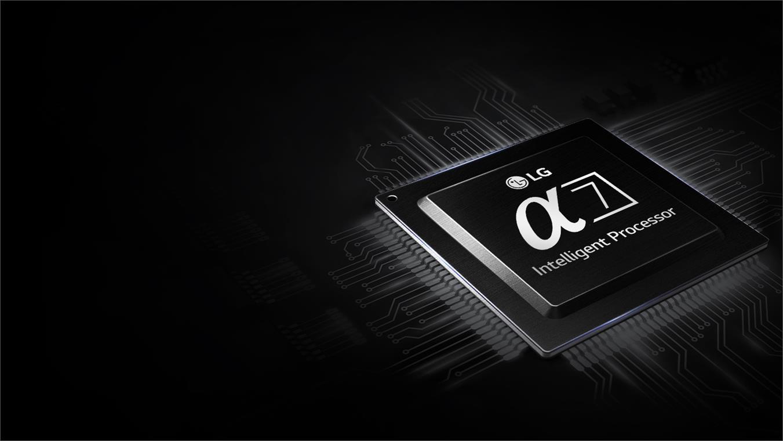 chip xử lý α7 đem tới hình ảnh sắc nét