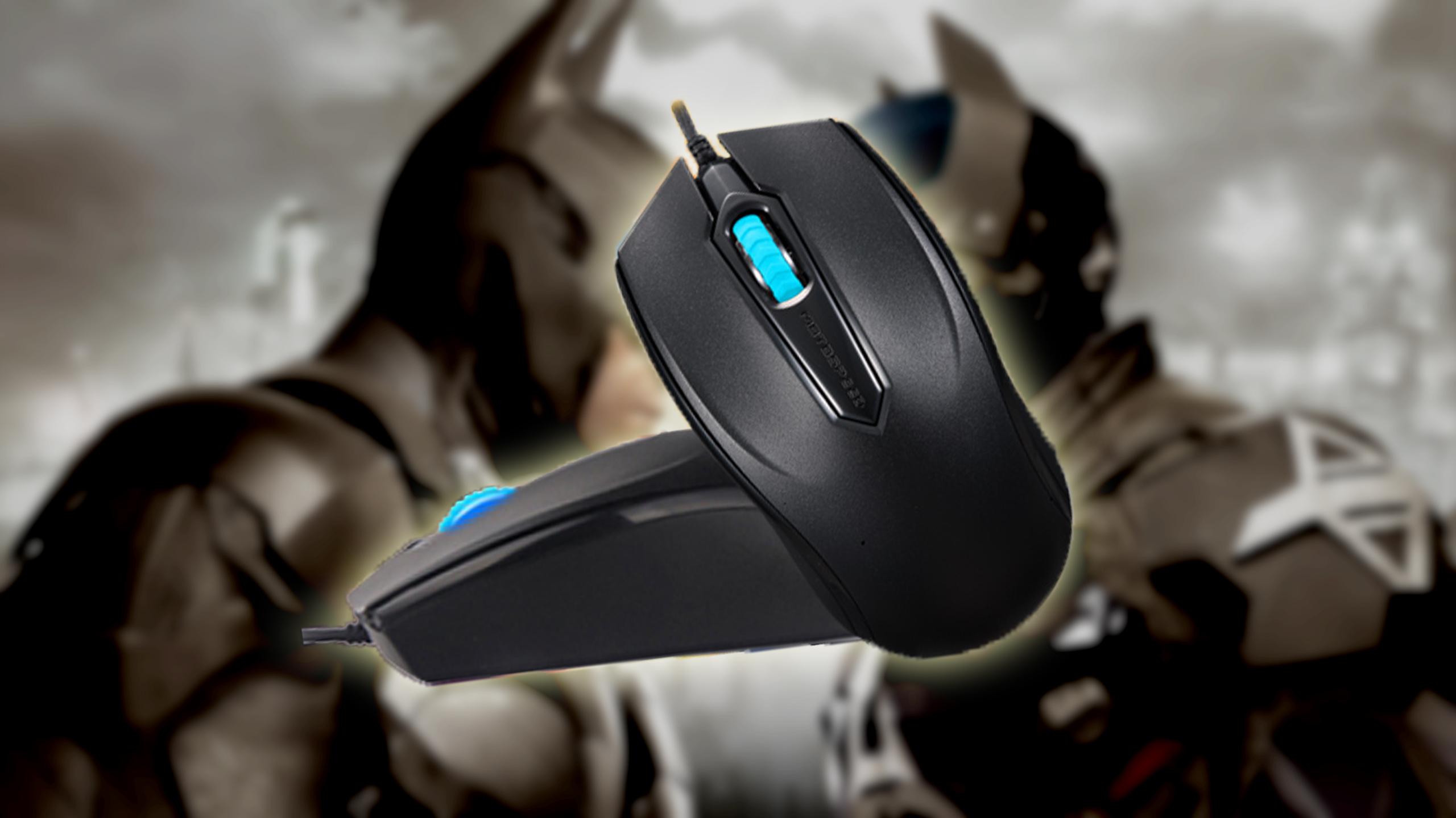 chuột máy tính MotoSpeed F12 Optical Gaming Mouse-2
