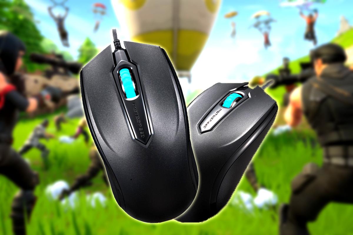 chuột máy tính MotoSpeed F12 Optical Gaming Mouse-3