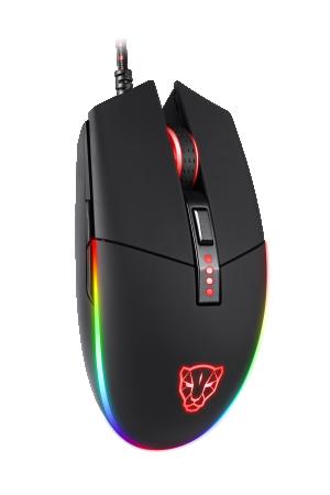 chuột máy tính MotoSpeed V50 RGB