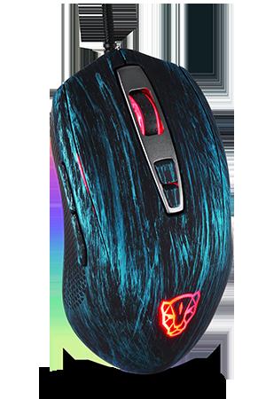 chuột máy tính MotoSpeed V60 RGB