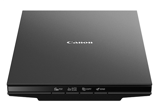 Scan Canon Lide 300