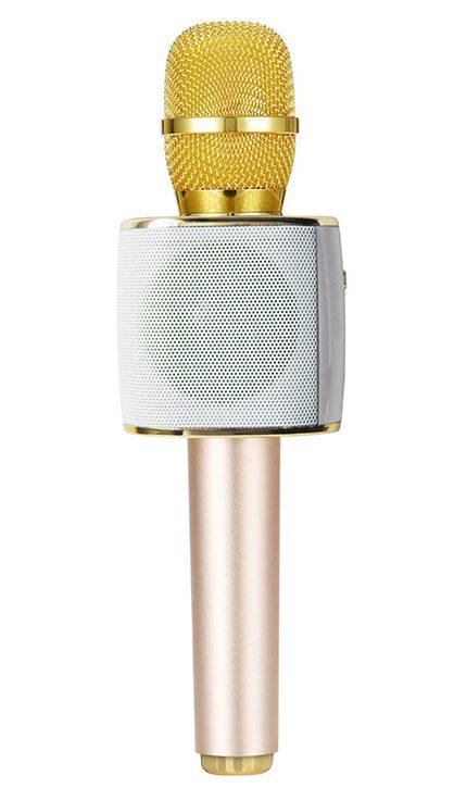 Micro Karaoke di động kèm loa iCore IC-M9 âm thanh trung thực vô cùng tiện lợi