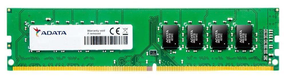RAM ADATA Value 1x4GB DDR4 2666MHz - AD4U2666W4G19-S
