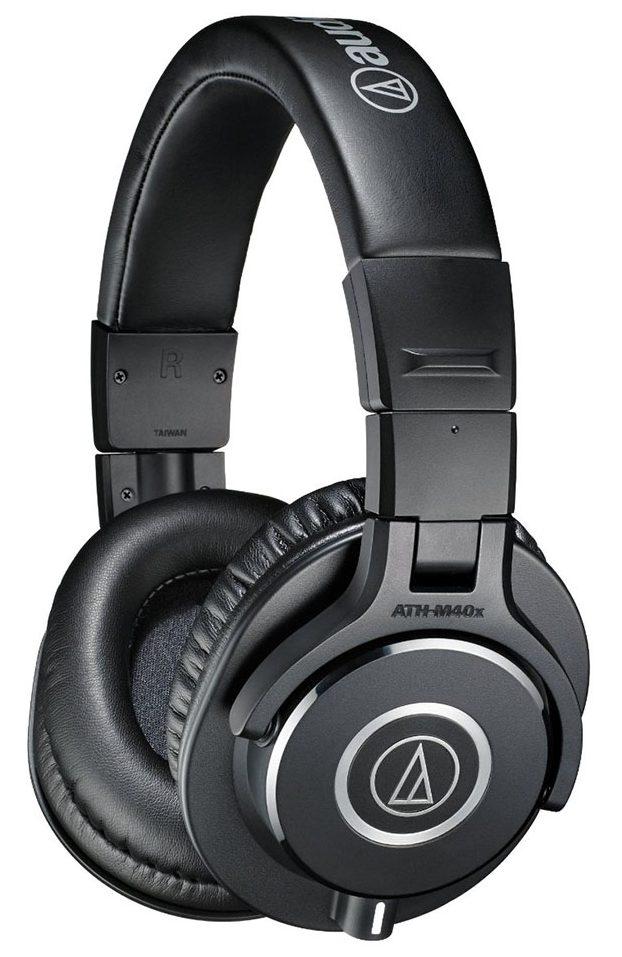 tai nghe Audio-technica ATH-M40x được thiết kế đẹp mắt cứng cáp