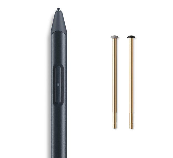 Bút cảm ứng Wacom Bamboo Sketch (CS-610P/K0-CX)  với 2 đầu dễ dáng lựa chọn sử dụng