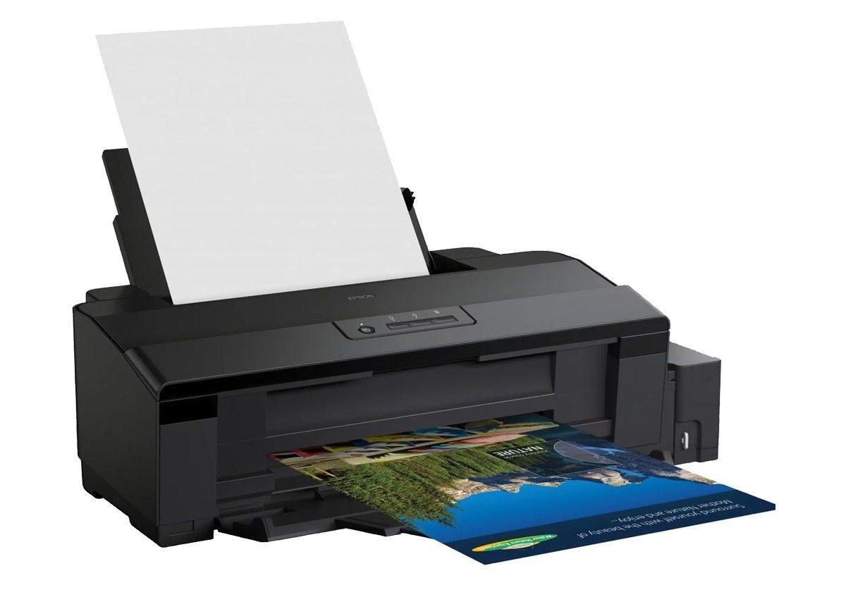 Máy in phun màu Epson L1800 in được với nhiều khổ giấy khác nhau