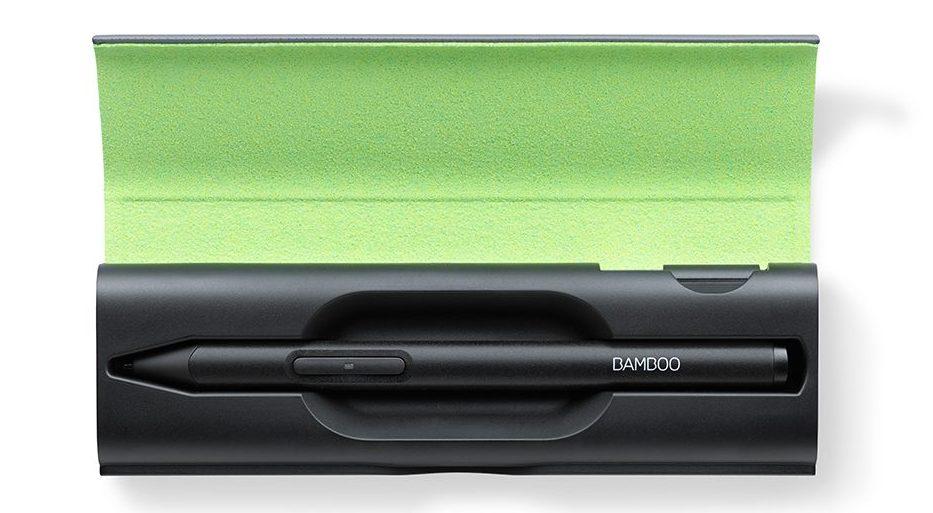 Bút cảm ứng Wacom Bamboo Sketch CS-610Pvới hộp đựng được thiết kế sang trọng