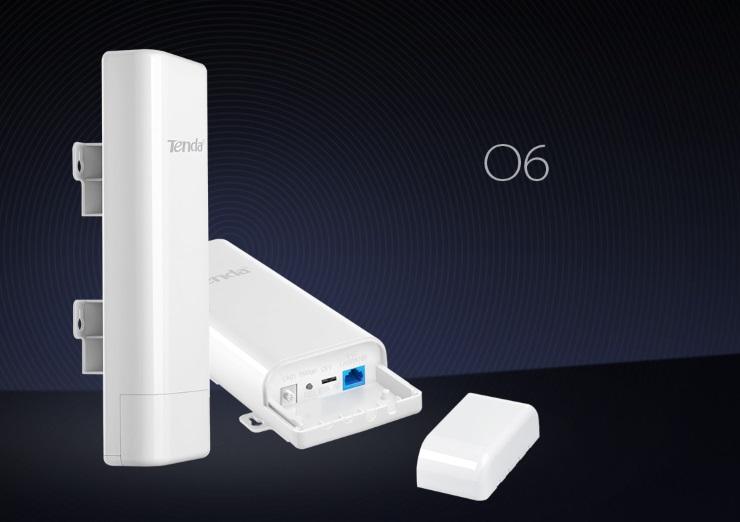 Router Tenda O6