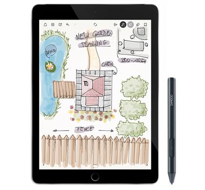 bút cảm ứng Wacom Bamboo Sketch (CS-610P/K0-CX) chia sẻ với người khác theo cách hiện đại