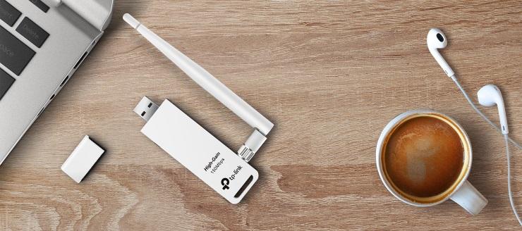 USB Wifi thu sóng TP-Link TL-WN722N