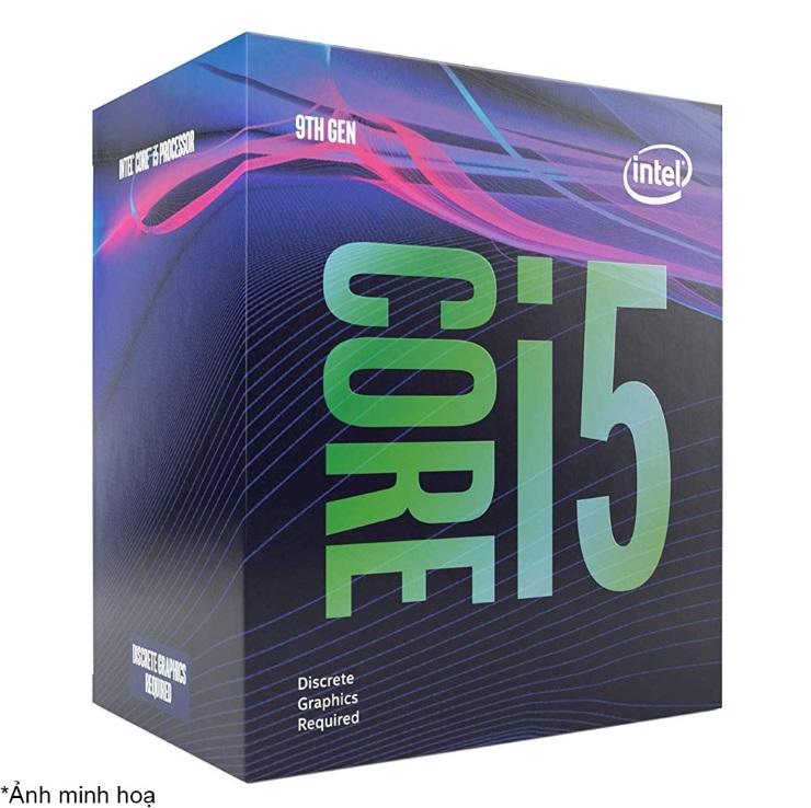 CPU Intel i5 9400F