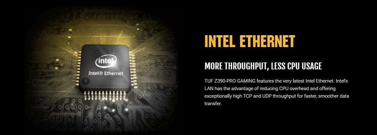 Bo mạch chủ ASUS TUF Z390-Pro Gaming