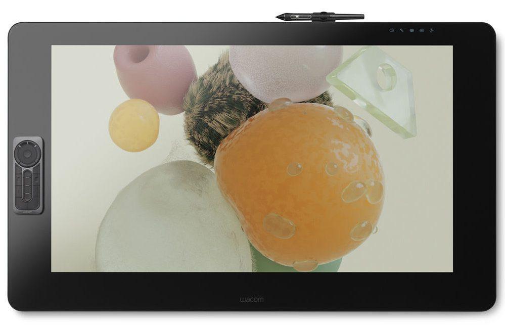 Bảng vẽ Wacom Cintiq Pro 24 - Pen & Touch (DTH-2420/K1-CX) nâng cao hiệu suất công việc