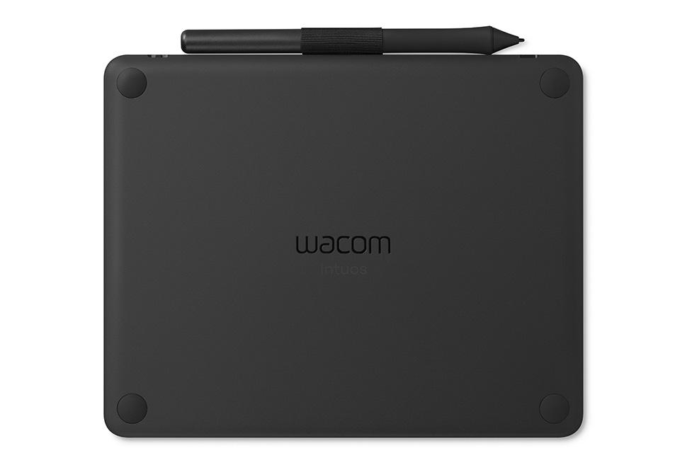 Bảng vẽ Wacom Intuos, Medium Bluetooth - Black (CTL-6100WL-K0-CX)-4