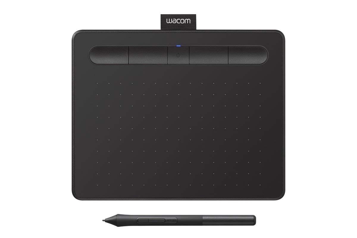Bảng vẽ Wacom Intuos, Small - Black (CTL-4100-K0-CX)-2