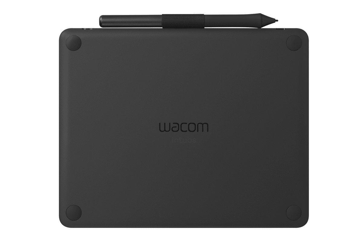 Bảng vẽ Wacom Intuos, Small - Black (CTL-4100-K0-CX)-4