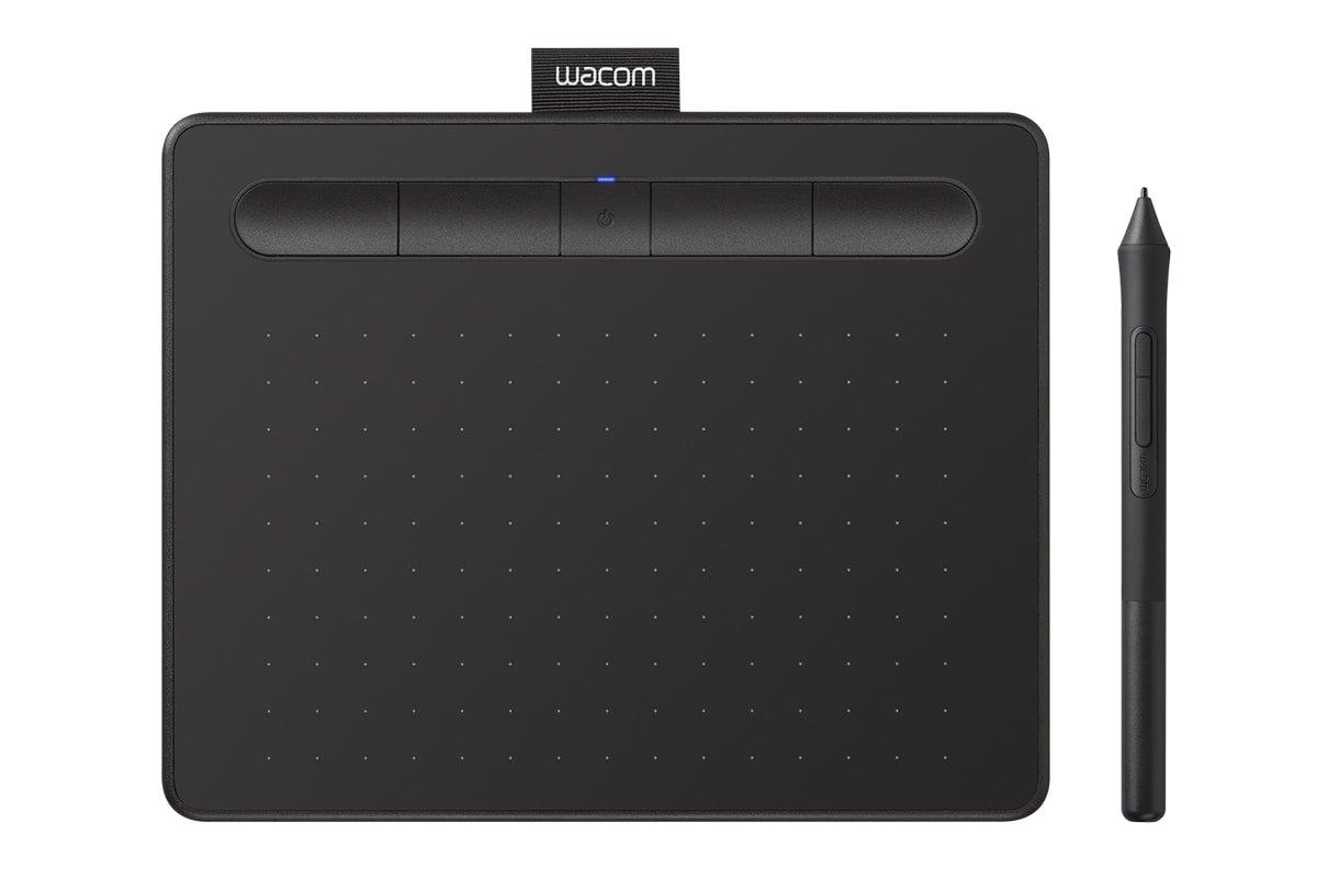 Bảng vẽ Wacom Intuos, Small Bluetooth - Black (CTL-4100WL-K0-CX)-2