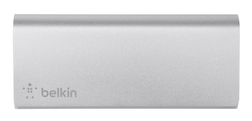 Bộ Chia Cổng USB 3.0 Belkin F4U073qe Mở Rộng 4 Cổng Chuẩn Truyền SuperSpeed 5Gbps-1