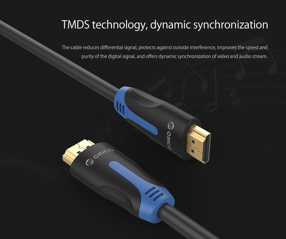 Cáp nối Orico HDMI 1,5m (HM14-15-BK)-4