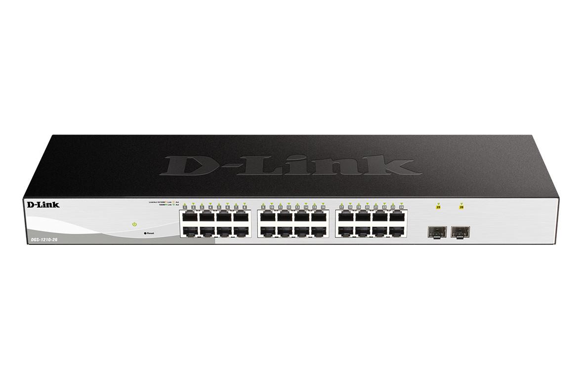 Switch D-Link 26P DGS-1210-26