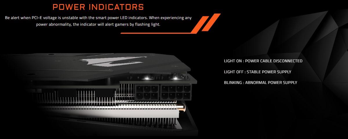 Card đồ họa GIGABYTE GeForce RTX 2070 8GB GDDR6 AORUS Xtreme