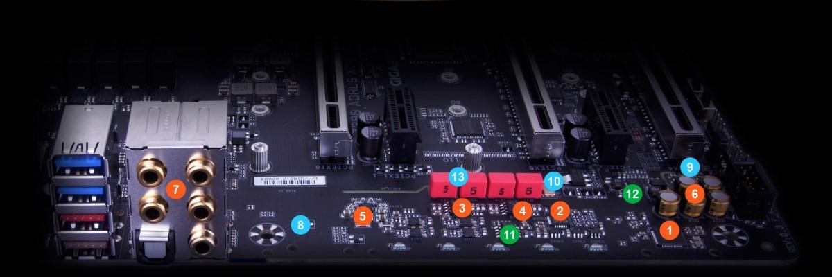 Mainboard GIGABYTE Z390 Aorus Xtreme