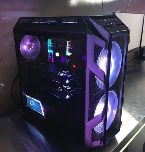 Case máy tính Cooler Master MasterCase H500M -2