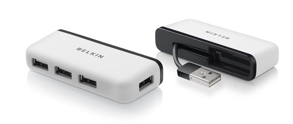Hub USB 2.0 Belkin F4U021bt sử dụng nhiều hệ điều hành khác nhau vô cùng thuận tiện