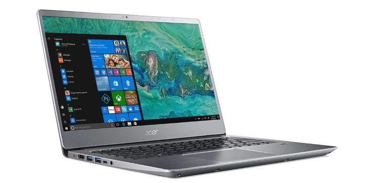 Đánh giá Laptop Acer Swift 3 SF314-54-58KB (NX.GXZSV.002) 2