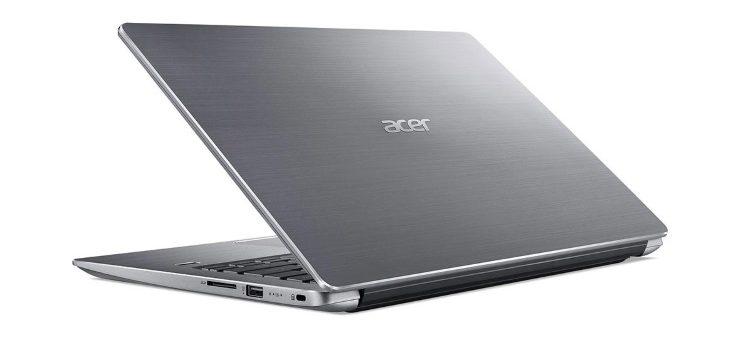 Đánh giá Laptop Acer Swift 3 SF314-54-58KB (NX.GXZSV.002) 4