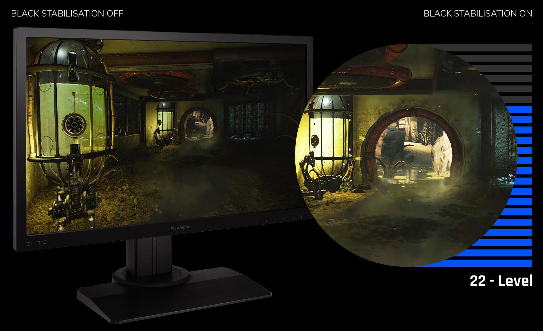 Màn hình LCD Viewsonic 24 inch ELITE XG240R