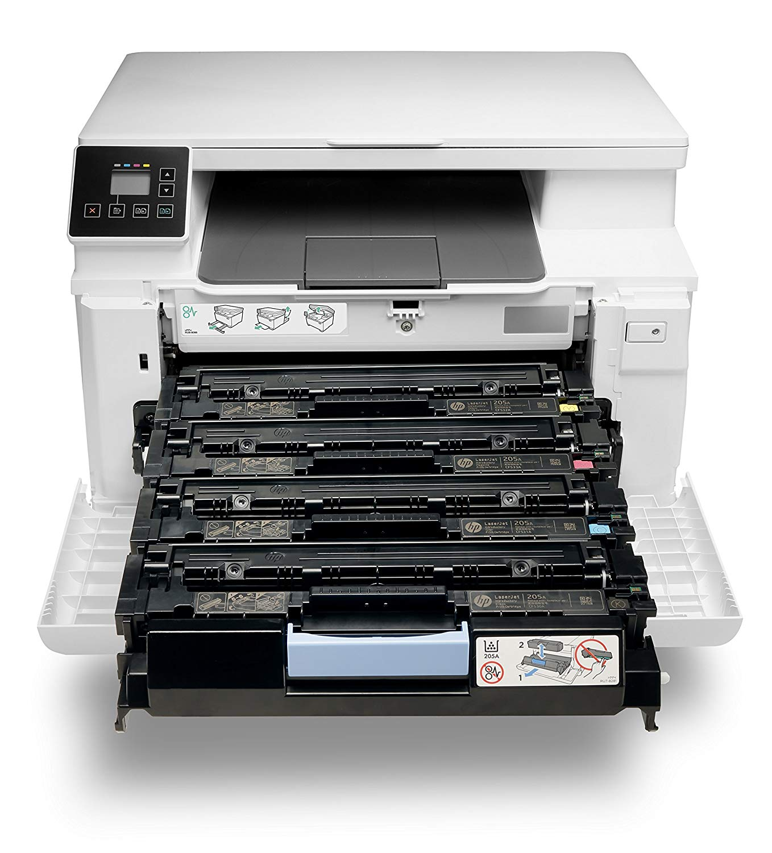 Máy in laser màu HP Pro MFP M180N (T6B70A)