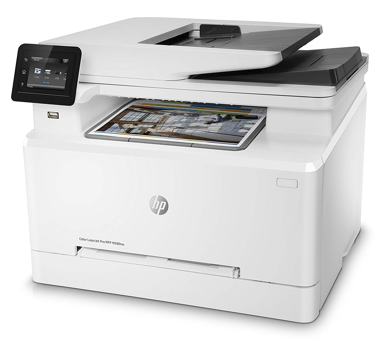 Máy in laser màu HP Pro MFP M280NW (T6B80A)-2