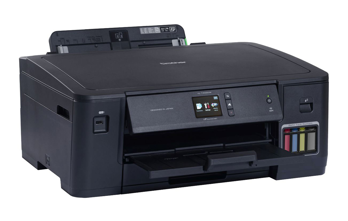 Máy in phun màu BROTHER HL-T4000DW-1